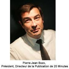 Désolé, <b>Pierre-Jean</b>. J'aurais aimé te désigner comme successeur de Xavier <b>...</b> - pierrejean_bozo
