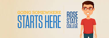 rose state college rose state college going somewhere starts here