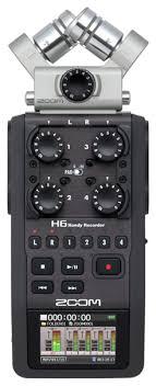 <b>Рекордер Zoom</b> H6+<b>Комплект</b> аксессуаров Zoom APH6 по низким ...