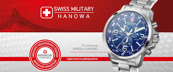 Купить <b>часы Swiss Military Hanowa</b> недорого | Russian-<b>watch</b>.ru