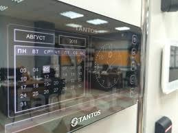 Цветной <b>видеодомофон домофон</b> с записью на SD карту <b>Tantos</b> ...