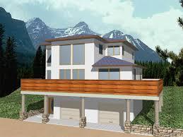 House Plans For Sloping Lots   Smalltowndjs comHigh Quality House Plans For Sloping Lots   Sloped Lot House Plans