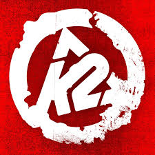 Znalezione obrazy dla zapytania k2 logo