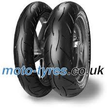 <b>Metzeler Sportec M5</b> Interact 150/60 <b>R17</b> TL 66H Rear wheel, M/C ...