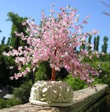 сакура http://strady.org.ua/post155781399/ | Деревья из проволоки