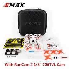 """<b>Emax Tinyhawk Ii 75 Mm</b> 1 2S Whoop Runcam 2 1/3 """"700TVL Frsky ..."""