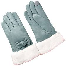 <b>Gloves</b> Female <b>Autumn</b> And <b>Winter Warm Gloves Cycling Gloves</b> ...