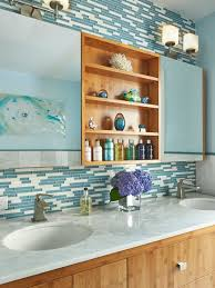 tile bathroom backsplash