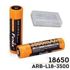 <b>Fenix ARB</b>-<b>L18</b>-<b>3500</b> 3500 мАч <b>18650</b> литий-ионный <b>аккумулятор</b> ...