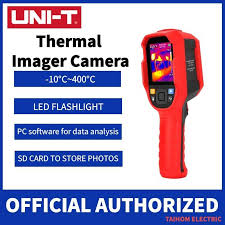 <b>UNI T Mini Thermal Imager</b> Pocket Infrared Thermal Compact ...