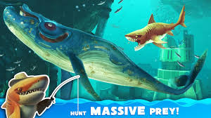 hungry shark world 2 0 0 apk obb data file android hungry shark world 2 0 0 screenshot 2