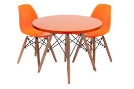 round red wooden childrens tables childrens office chair