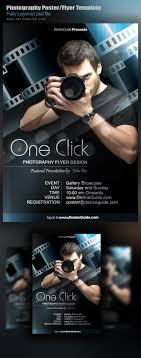 best flyer psd templates designmaz photography flyer poster template