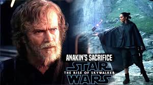 The Rise Of Skywalker Anakin