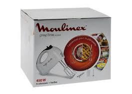 Купить <b>Миксер Moulinex HM411110 Белый</b>, недорого в в ...