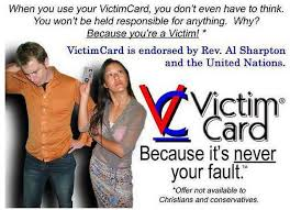 Image result for victim card