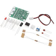 <b>EQKIT TDL</b>-<b>555 Touch</b> Delay LED Light DIY <b>Kit Touch</b> Delay Lamp ...