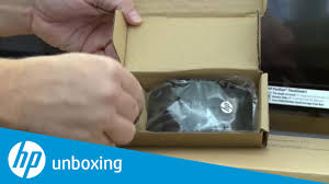 Unboxing an <b>HP Pavilion TouchSmart</b> All-in-One PC - HP Support ...