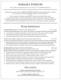 clerical associate resume objective cipanewsletter clerical resume objectives template