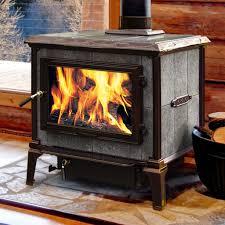 wood stove small