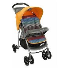 <b>Прогулочная коляска Graco</b> Mirage Plus от 6400 р., купить со ...