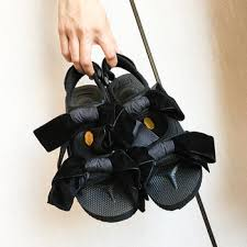 Rome Sandals Summer 2020 Fashion Vintage Bowknot Casual ...