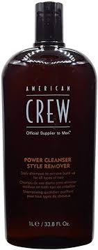 <b>American Crew Power</b> Cleanser Style Remover 1 Litre: Amazon.co ...