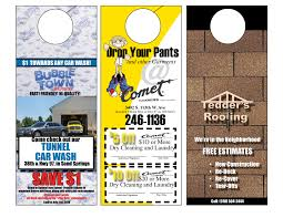 pyramid printing services business forms door hangers