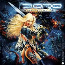 <b>Doro</b> - <b>Warrior Soul</b> (animated covers) #doro #doropesch ...