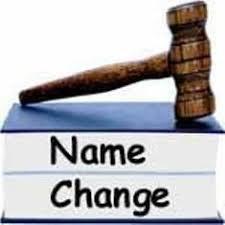 「change name」の画像検索結果