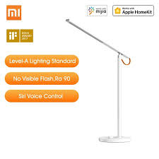 DKJ <b>Xiaomi Mijia</b> Mi LED Desk Lamp <b>1S Foldable</b> Ra90 Table Lamp ...