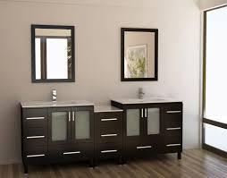 contemporary bathroom vanity set espresso galatian quot double sink bathroom vanity set