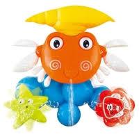 <b>Игрушка для ванной MY</b> ANGEL Крабик MA351603152 ...