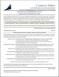 sample resume for medical representative  socialsci cosample resume medical sales representative resume sle resumes