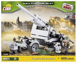 <b>Конструктор Cobi</b> Small Army World War II 2338 88-мм зенитная ...