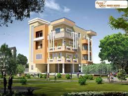 Triplex House Plans Designs Economical Triplex Plans  modern multi