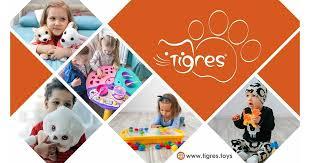 Интернет магазин <b>игрушек Tigres</b>