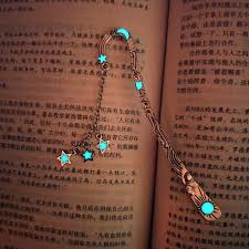 Newest <b>Luminous Moon Stars</b> Bookmark Creative Vintage Retro ...