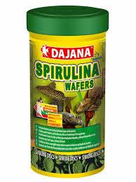 "<b>Корм</b> для рыб <b>Dajana</b> ""<b>Spirulina Wafers</b>"", 250 мл — купить в ..."