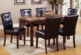 Granite Dining Room Tables Granite Dining Table Set All Old Homes