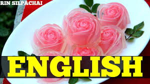 How to make Thai <b>Rose</b> Jelly for Valentine's Day | วุ้นกุหลาบแก้ว ...