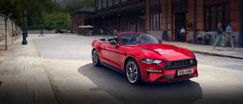 <b>Ford Mustang</b> - Convertible & Coupe Sports Car | Ford UK