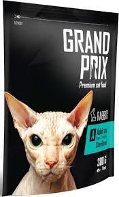 <b>Сухой корм Grand</b> Prix Adult Sterilized, с кроликом, для кошек, 300 г