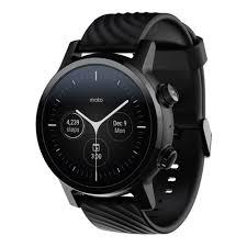 <b>Умные часы Motorola Moto</b> 360 3rd Gen 2020 Phantom Black ...