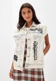Женские пиджаки и <b>жакеты</b> джинсовые купить в интернет ...