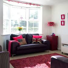 bright living room decorating