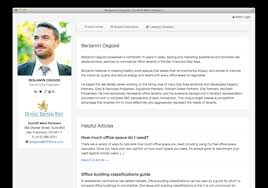 analysis  comps  leasematrix professional broker profile pages