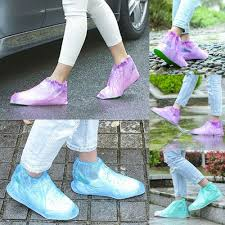 Outdoor <b>Shoe Covers Rainproof Waterproof Anti Slip</b> Low-cut <b>Rain</b> ...