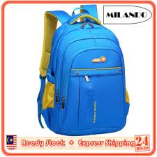 MILANDO Kid School Bag <b>New Arrival High Quality</b> School Bag ...