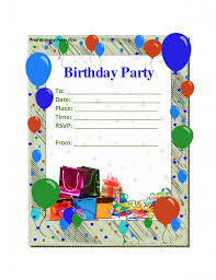 child birthday party invitation template com birthday invite template printable birthday invitation